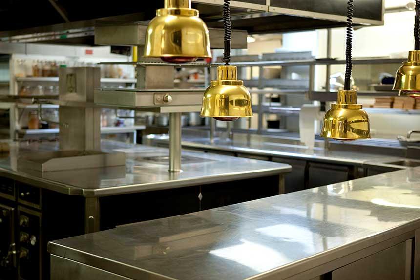Limpieza cocinas Restaurantes