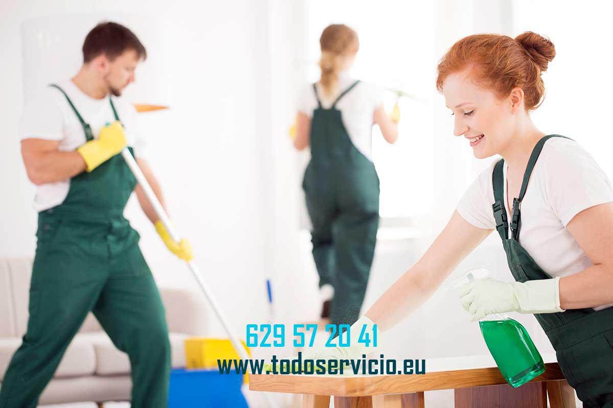 Limpieza Despachos Las Palmas